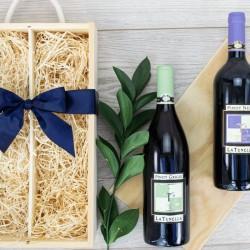 Italian Wine Duo Gift Box | La Tunella