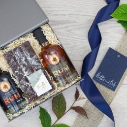 The Alnwick Rum & Chocolate Gift Box
