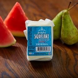 """Squeaky cheese """"Halloumi style"""" Plain"""