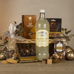 Alcohol Free Christmas Gift Tray