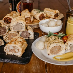 Gourmet Sausage Roll Bundle