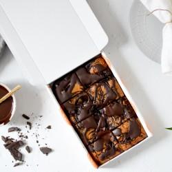 Brondie | Vegan & Refined Sugar Free (Box of 8)