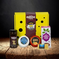 Boozie Cheese Gift Box