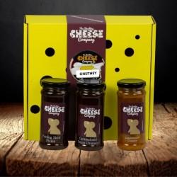 Trio Chutney Gift Box