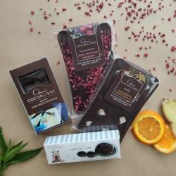 Dark Chocolate Selection Pack | Dairy Free Vegan