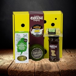 Garden Cheese Gift Box