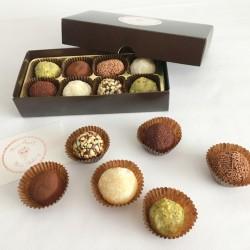 Vegan Brigadeiro Truffles I Gift Box of 8