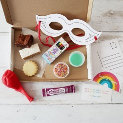 Kids Activity Treat Box