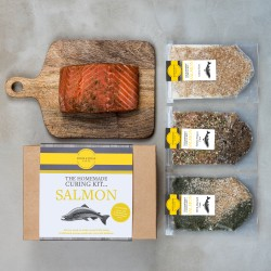 The NEW Homemade Curing Kit... Salmon