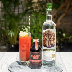 Sacred Vodka And Bloody Bens Bloody Mary Pack