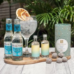 Bloody Bens Mini G And T With Dark Gin Truffle Pack