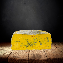Lincolnshire Sunset Blue Cheese Half Round (1.1kg)