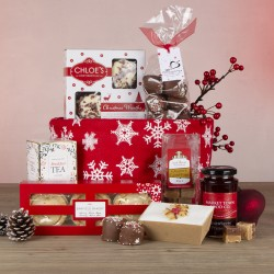 Jolly Snowflake Christmas Gift Hamper