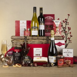 Taste of Christmas Gift Hamper with Prosecco