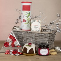 Christmas Tea Lover's Festive Hamper