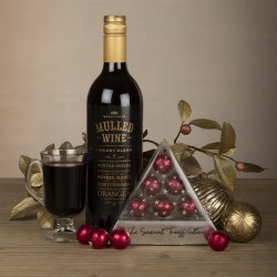 Mulled Wine and Chocolates Gift Set