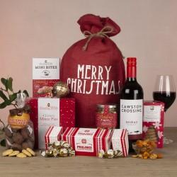 Love From Santa Christmas Sack Hamper