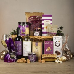 Silent Night Basket Hamper
