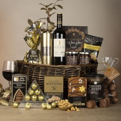 Christmas Cracker Festive Gift Basket