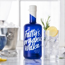 Fatty's Organic Vodka