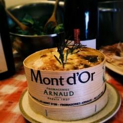 Mont d'or Moyen Cheese, min 750gr