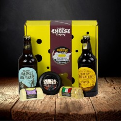 Gluten Free Beer and Cheese Gift Box