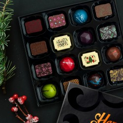 Christmas Edition - House Selection Chocolate Box