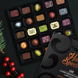 Christmas Edition - Luxe Chocolate Box