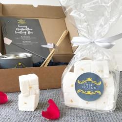 Champagne & Elderflower Marshmallows Luxury Toasting Box