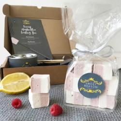 Raspberry & Lemon Marshmallows Luxury Toasting Box