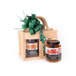 Hessian Gift Bag (Pick 2 Jars)