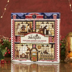 Gourmet Popcorn Advent Calendar 175g