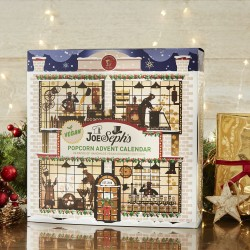 Gourmet VEGAN Popcorn Advent Calendar 168g - New for 2020