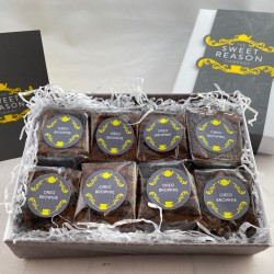 Luxury Oreo Brownie Gift Box