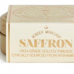 Golden Saffron - ethically sourced from Afghanistan (2g)