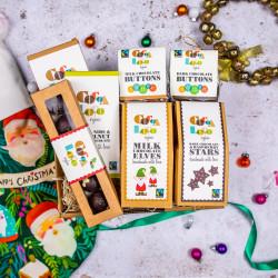 The Nice List Christmas Chocolate Gift Box