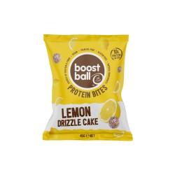 Lemon Drizzle Cake Protein Bites (12 packs)
