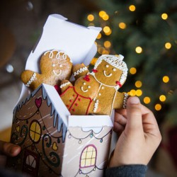 Jolly Ginger Family Biscuit Baking And Craft Kit