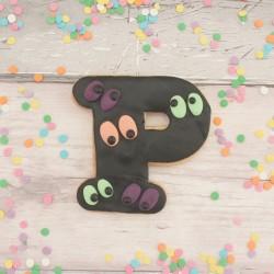Personalised Monster Themed Halloween Cookies