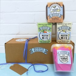 Gluten Free Muffin Makers Gift Box
