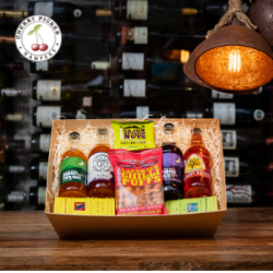 Cider & Snacks Surprise Foodie Gift Hamper