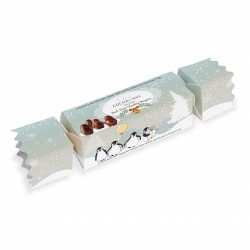 Dark Mint Penguin Crackers (Pack of 6 )   300g Dairy Free Vegan
