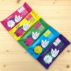 Indian-inspired Snack Bars 5 Bar Taster Box | All Natural, Handmade, Vegan, Gluten Free