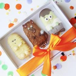 Halloween Popsicle Set