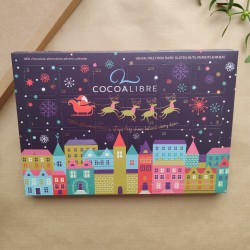 Luxury Advent Calendar | 250g Dairy Free Vegan
