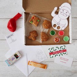 Kids Christmas Treat Box