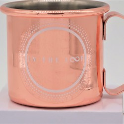 Copper Jigger Mug