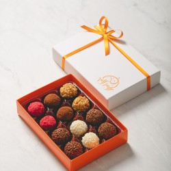 Brazilian Brigadeiro Truffles | The Classic Collection Box