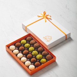 Brazilian Brigadeiro Truffles | The Pick'n Mix Box (Box of 24)