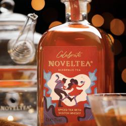 Celebrate | Winter Spiced Tea With Scotch Whisky | Special Edition For Christmas (11% ABV)